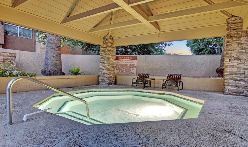Spa at Village at Desert Lakes in Nevada