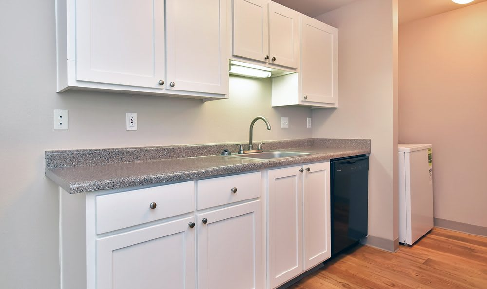 Kitchen at Maybeck at the Bend in Tigard, Oregon