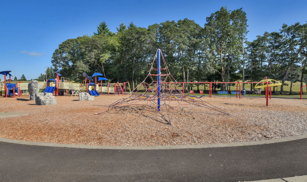 Playground At Brittany Lane Apartments In Lacey WA