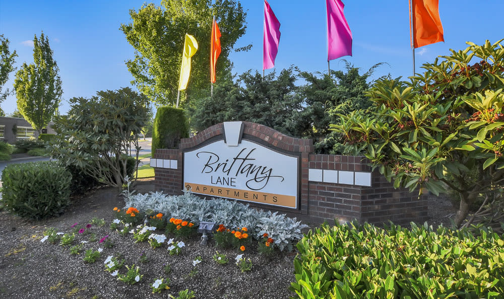 Welcome to Brittany Lane Apartments In Lacey WA