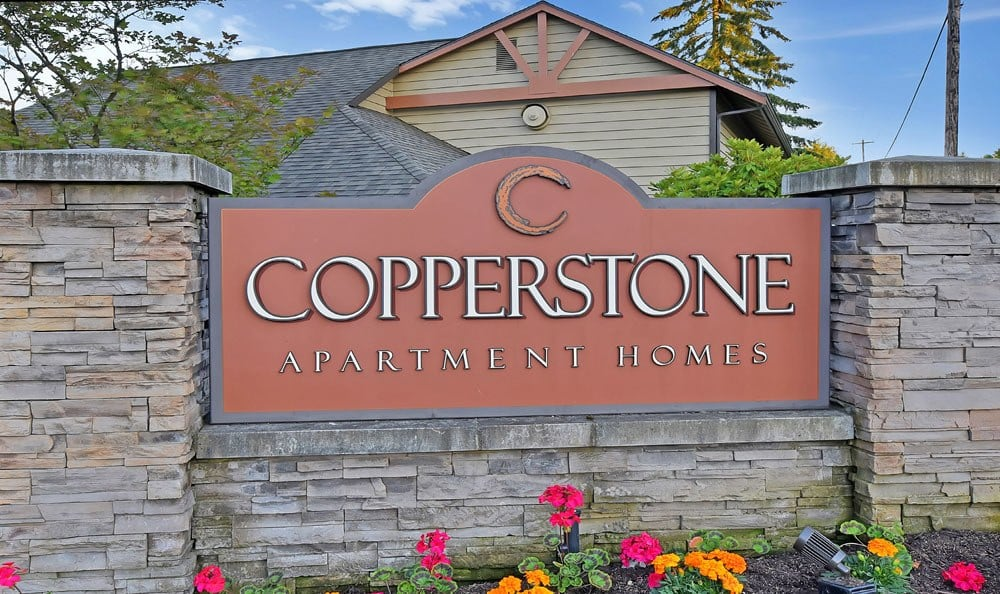Welcome to Copperstone Apartment Homes In Everett WA