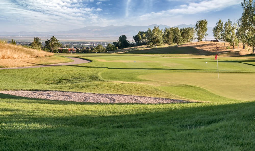 Golf Camp At Overlook at Sunset Point In Layton UT