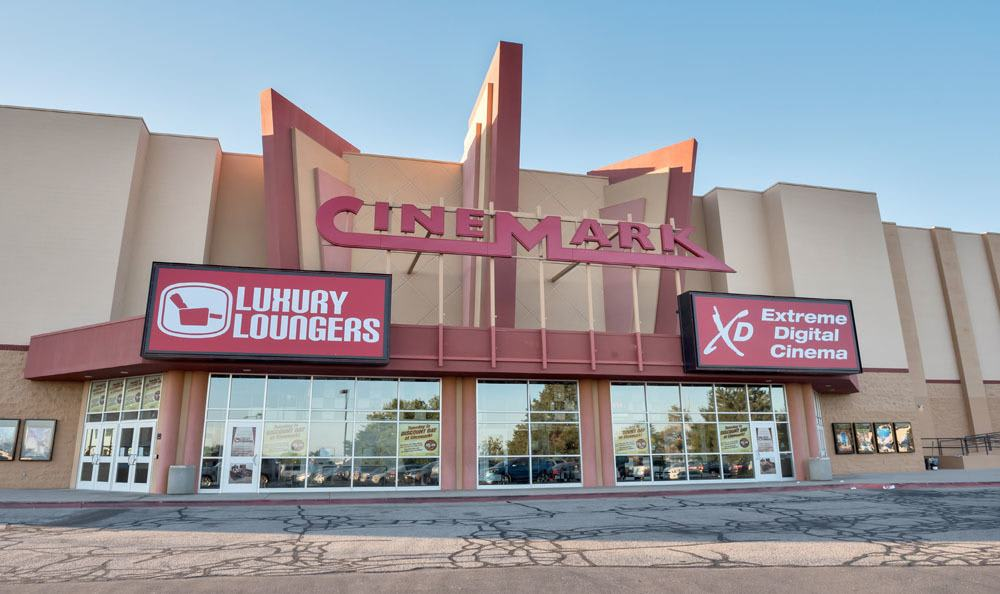 Cinemark Theater At Overlook at Sunset Point In Layton UT