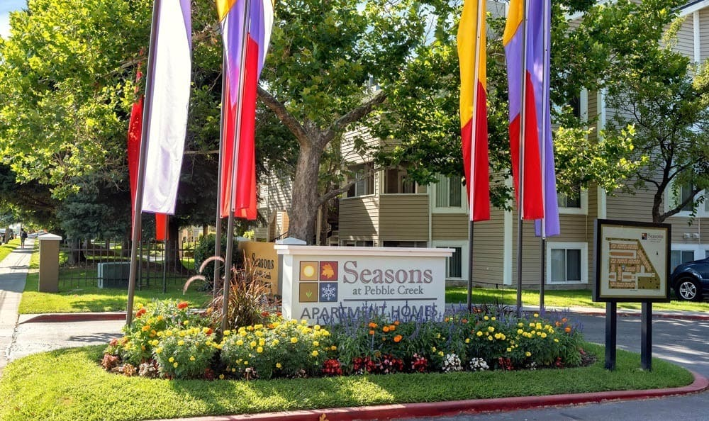 Welcome to Seasons at Pebble Creek in Salt Lake City, UT