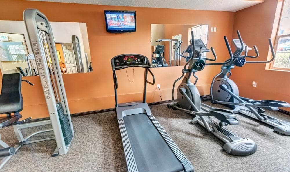Fitness Center at Seasons at Pebble Creek in Salt Lake City, UT