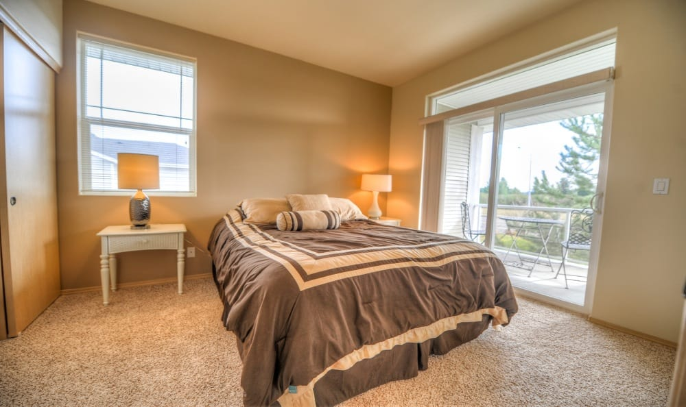 Bedroom At Sierra Sun In Puyallup WA