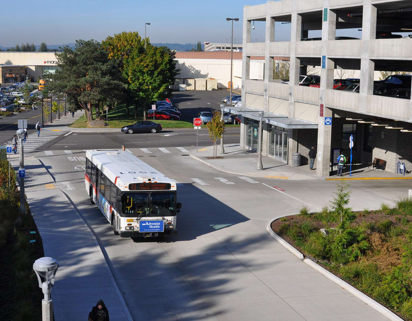 Bus Services At Preserve at Sunnyside Apartments In Clackamas OR