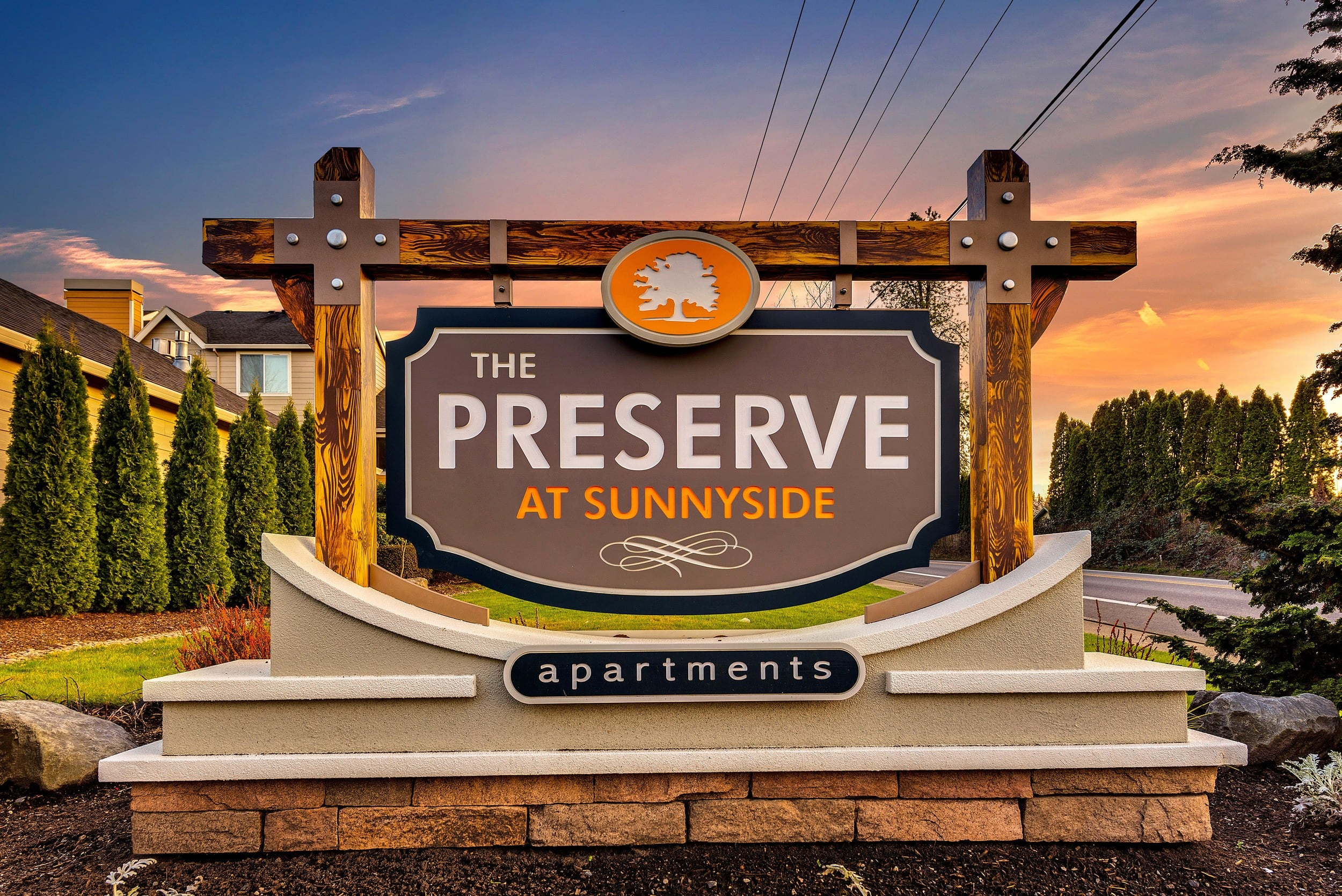 Welcome to Preserve at Sunnyside Apartments In Clackamas OR