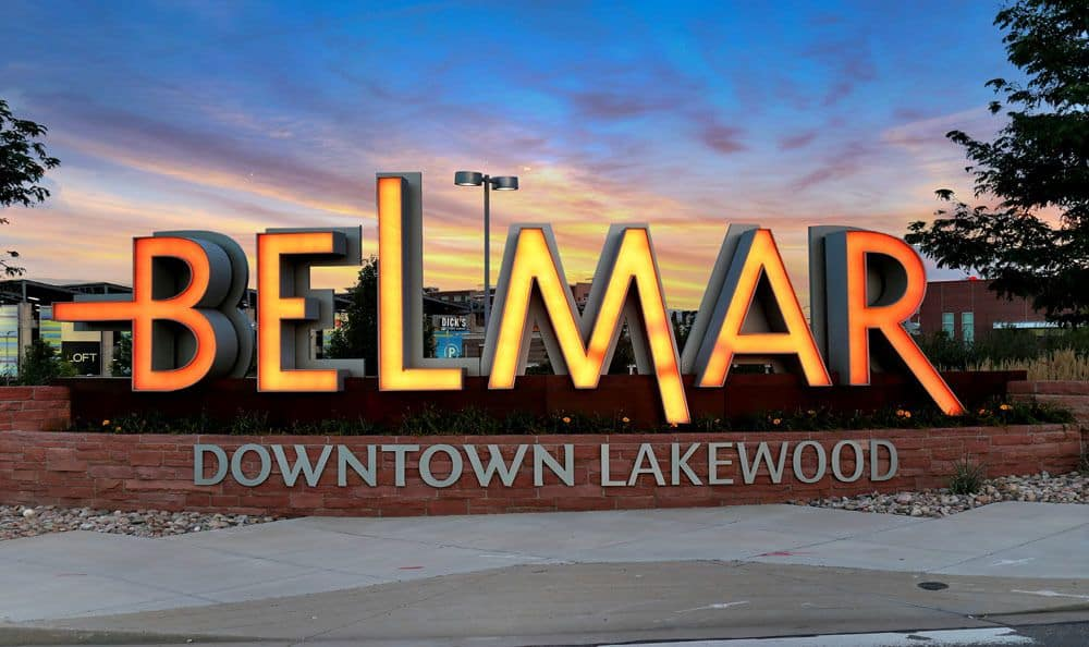 Welcome to Downtown Belmar Apartments In Lakewood CO