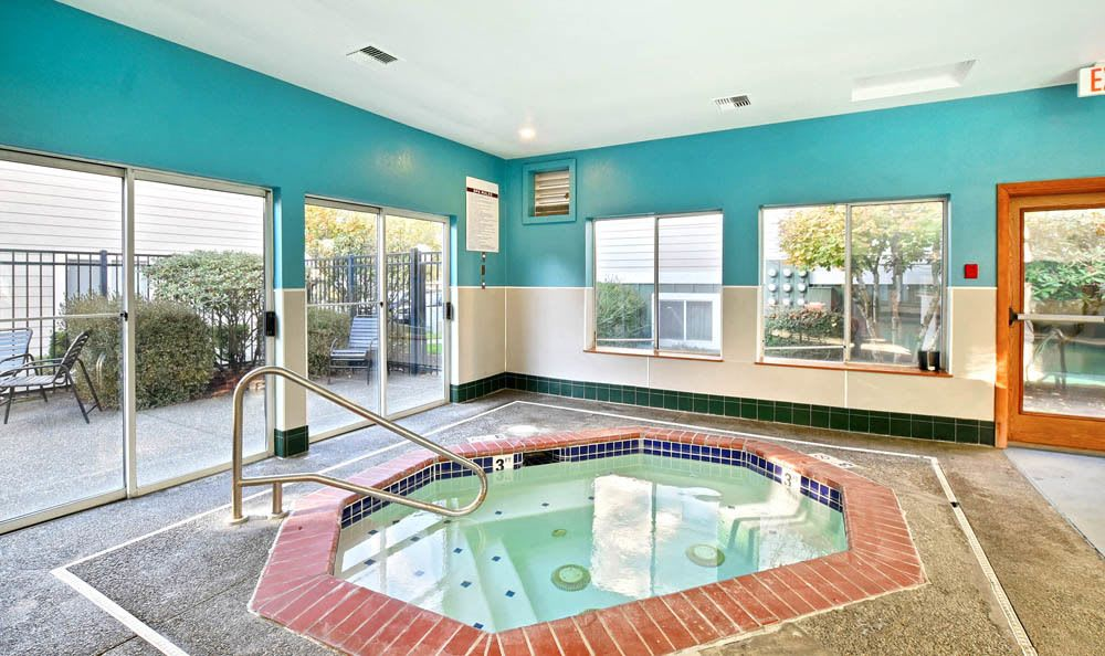 Spa At The Park at Cooper Point Apartments In Olympia WA