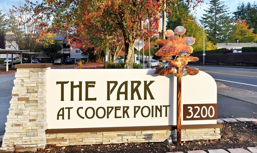 Looking for an apartment in Olympia? Check out The Park at Cooper Point Apartments!