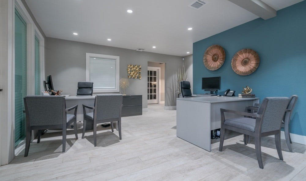 Office Apartments At Falls on Bull Creek Apartments In Austin TX