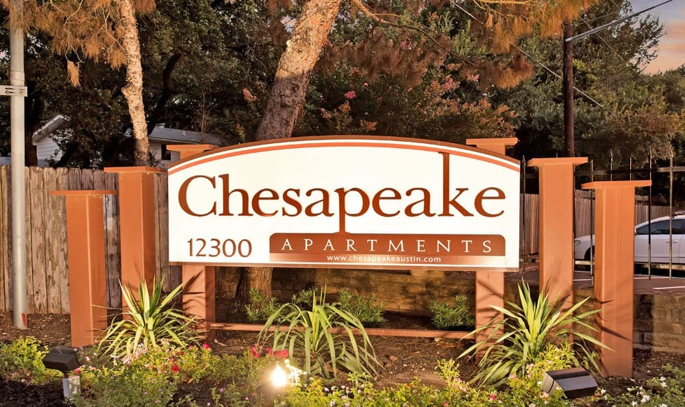 Welcome to Chesapeake Apartments In Austin TX