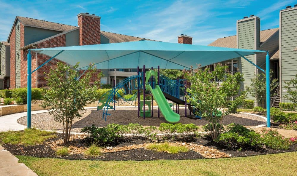 Playground at Bradford Pointe in Austin, TX