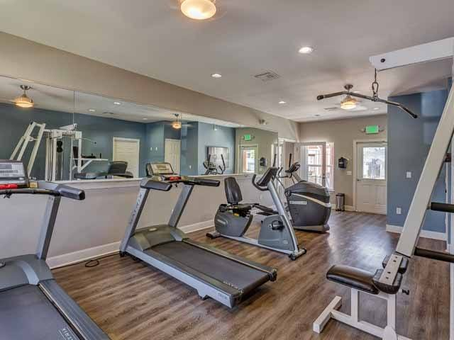 Treadmills At Cloverbasin Village In Longmont CO