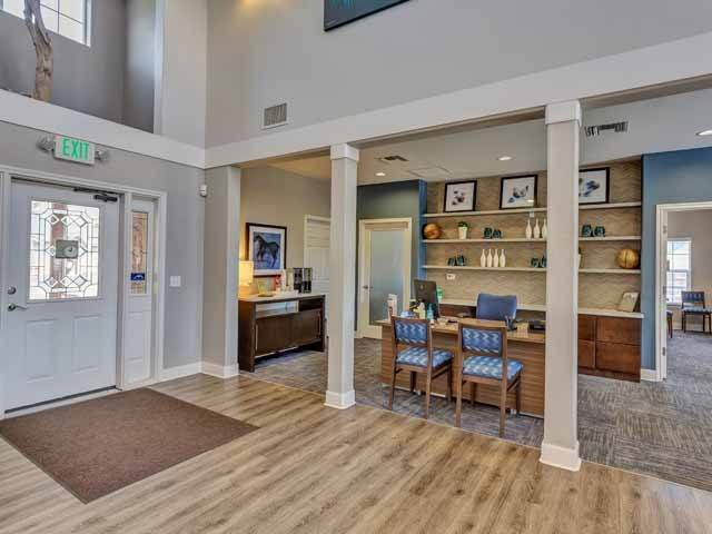 Entry At Cloverbasin Village In Longmont CO