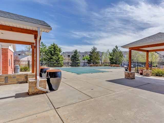 Swimming Pool At Cloverbasin Village In Longmont CO