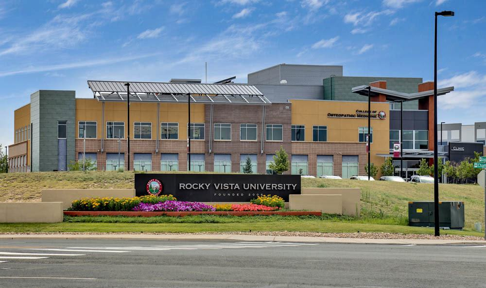 Rock Vista University At Reserve at South Creek In Englewood CO