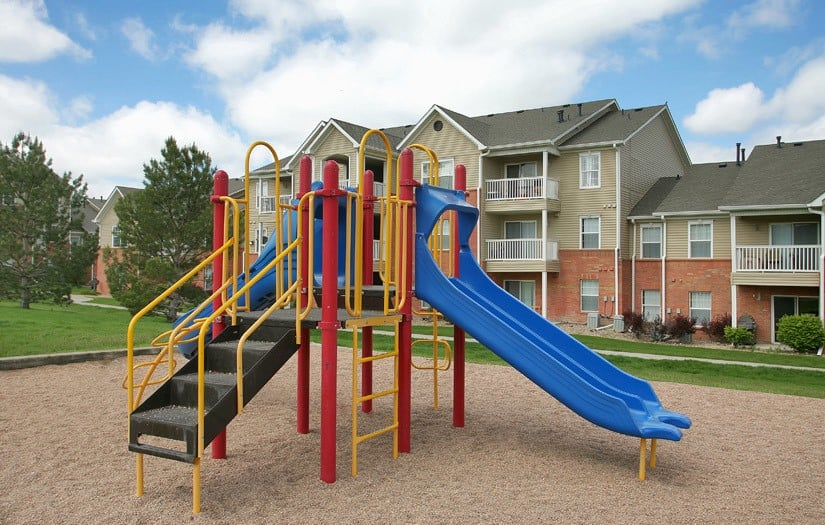 Playground At Centennial East Apartments In Englewood CO