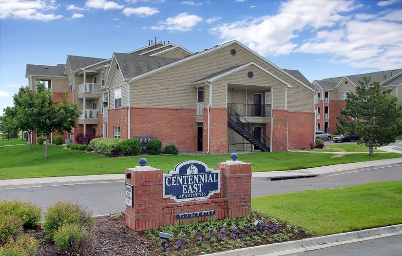 Welcome to Centennial East Apartments In Englewood CO
