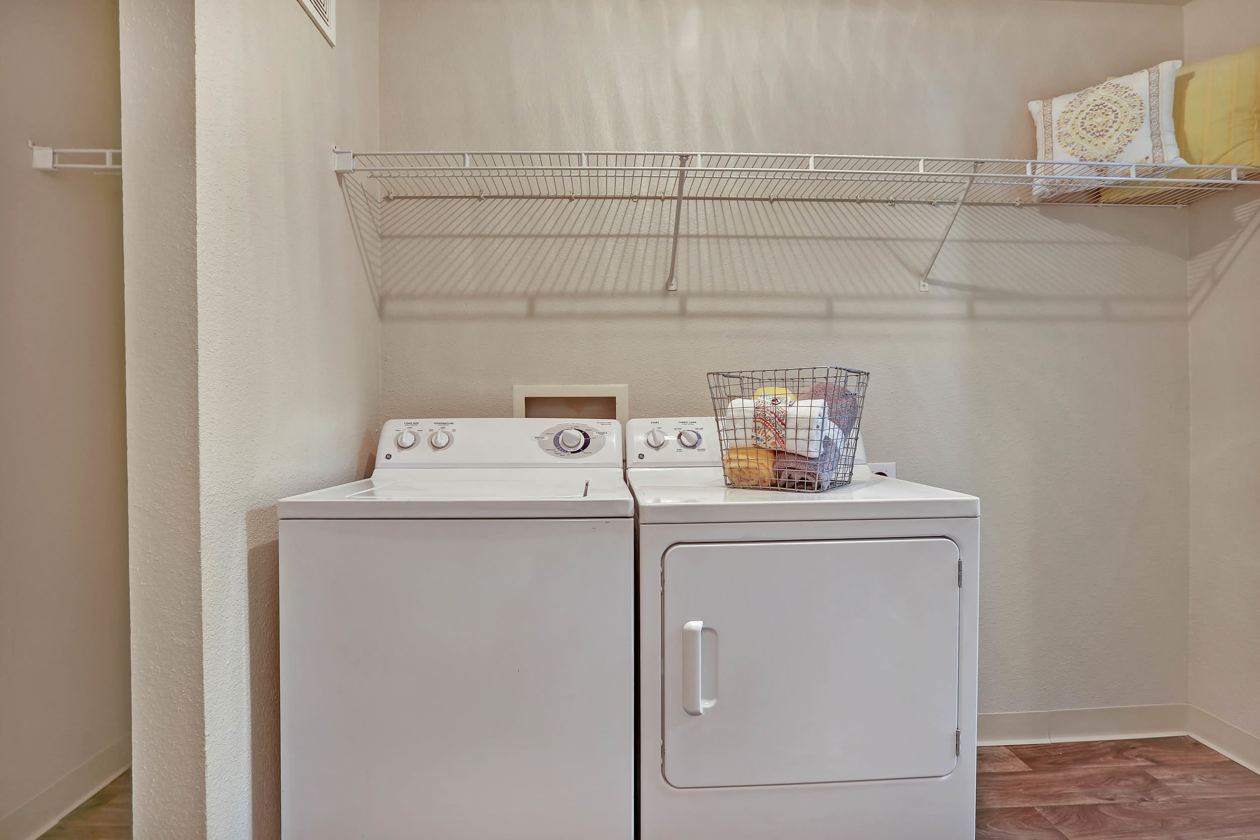 The Pines at Castle Rock Apartments in Castle Rock, Colorado offers apartments with a washer/dryer