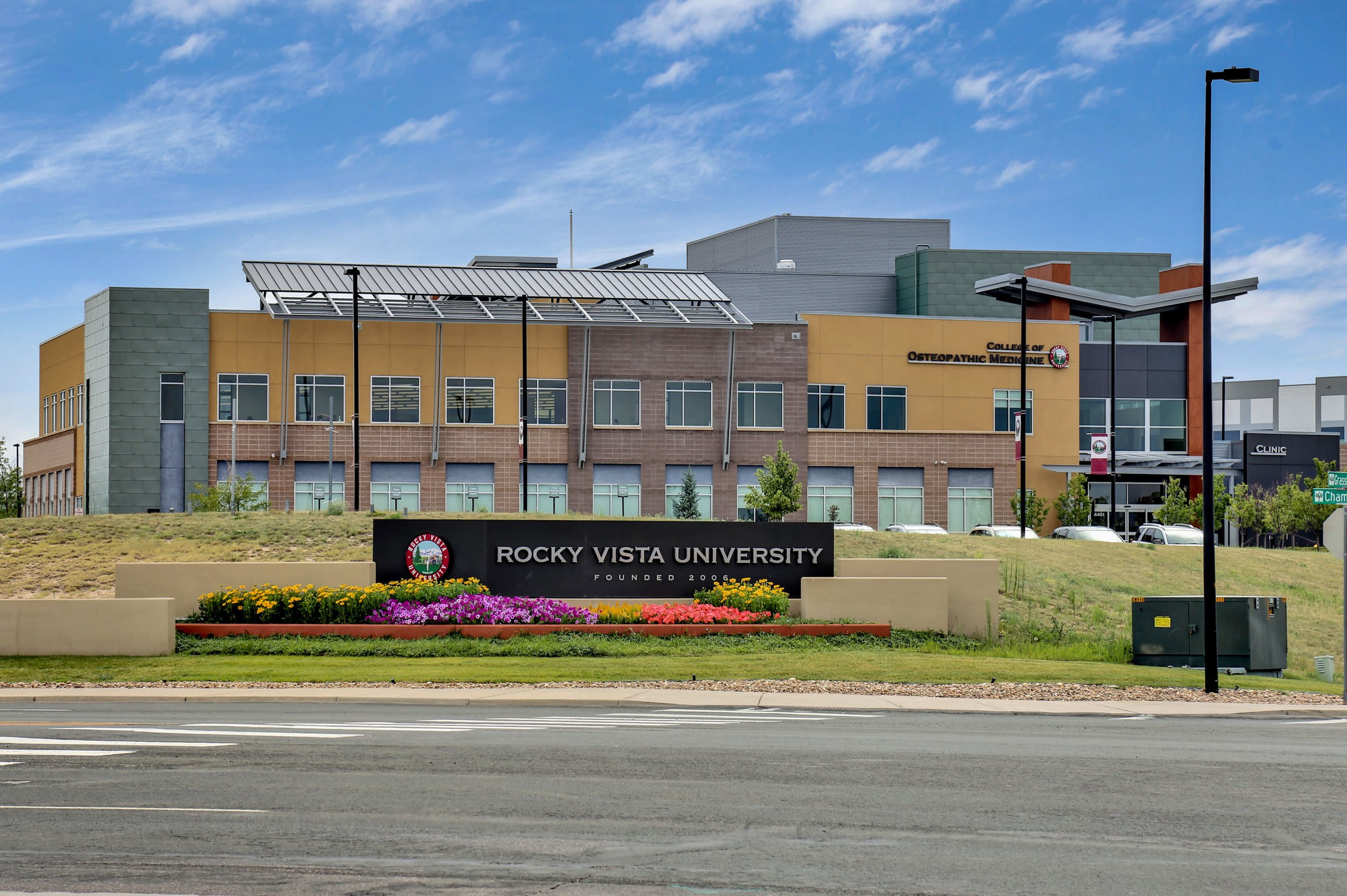 Outlets at Castle Rock In Castle Rock CO