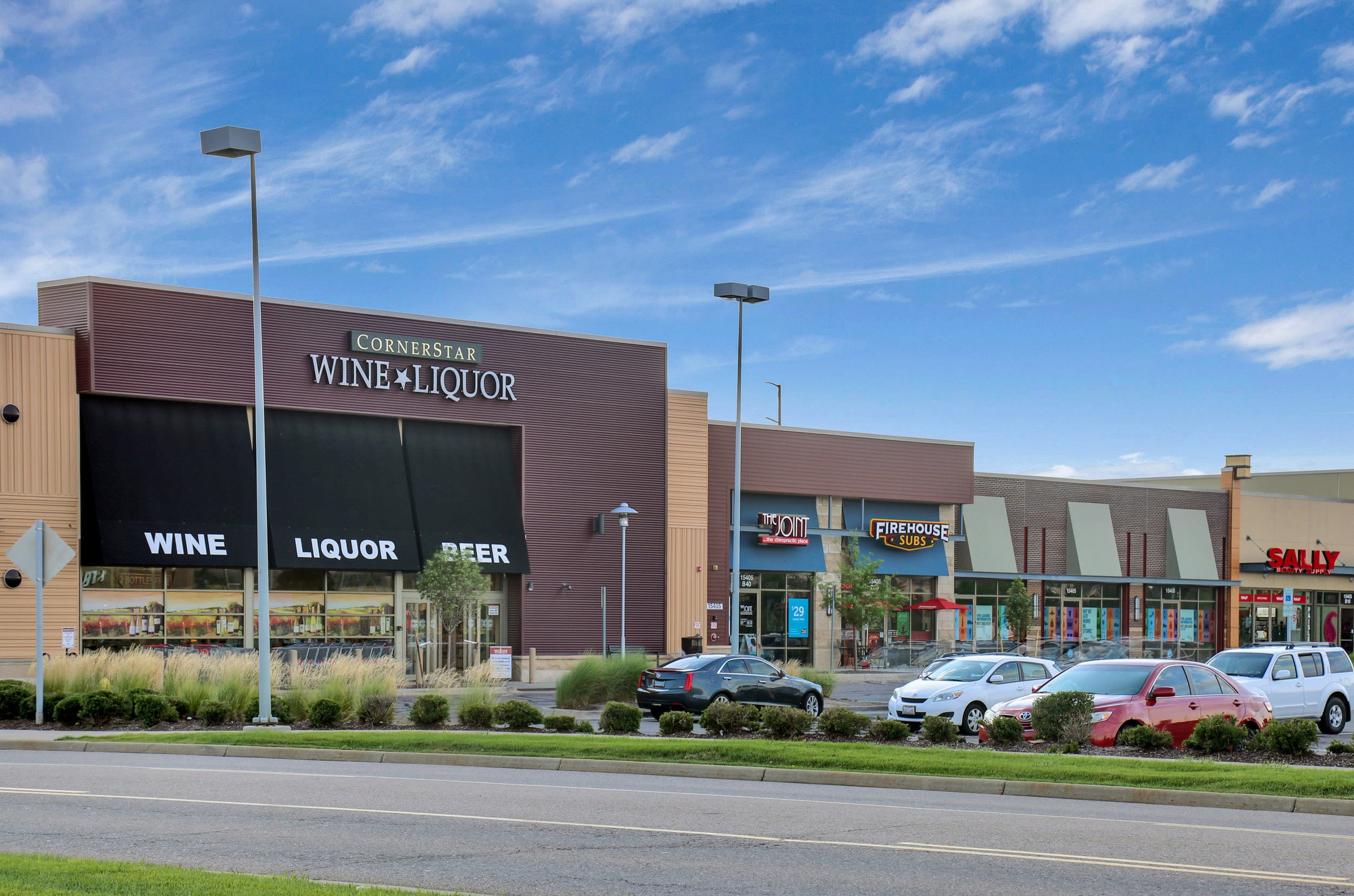 Freddy's Frozen In Castle Rock CO