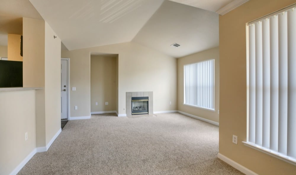 Castle Rock apartments includes living rooms