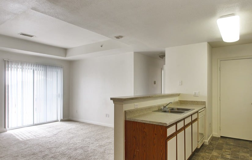 Interior view of an apartment at Sterling Park Apartments