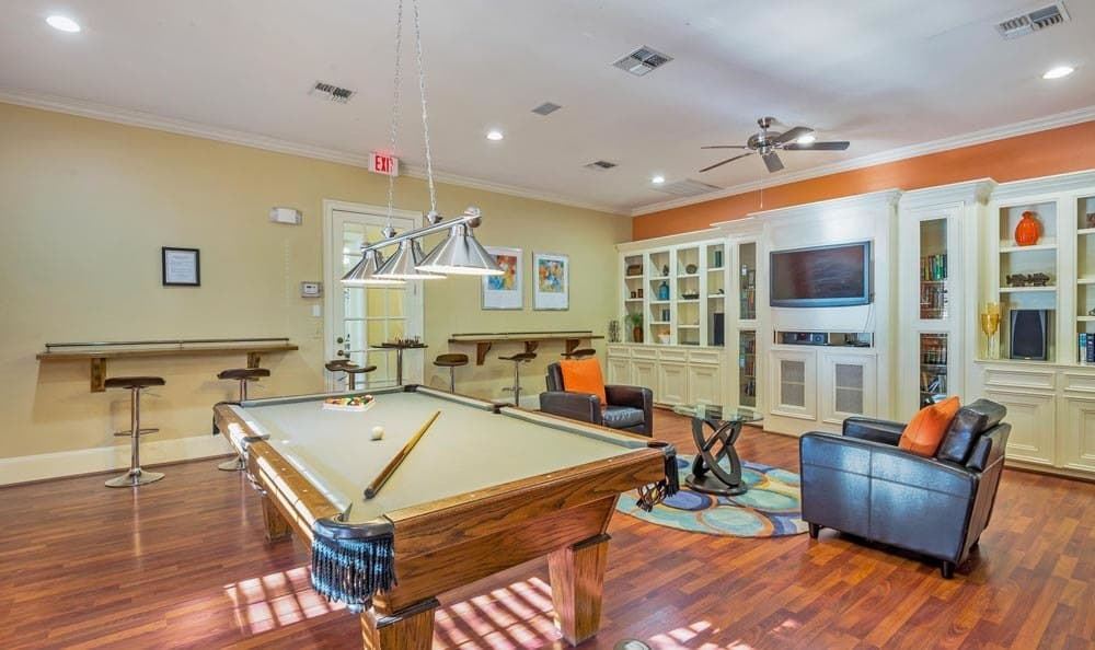 Community Play Room  At Ravinia Apartments In Spring TX