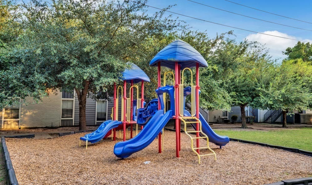 Playground at The Point at Cypress Woods Apartments in Cypress, Texas