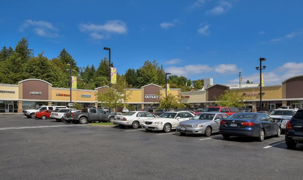 Commercial area At Courtside Apartments In Olympia WA