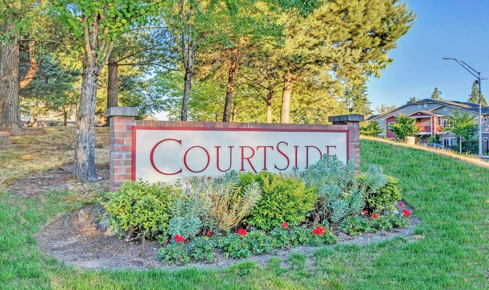 Welcome to Courtside Apartments In Olympia WA