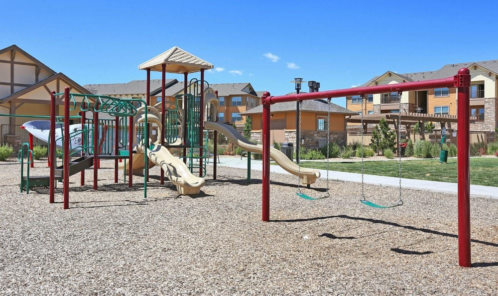 Thornton, Colorado apartments with a Playground