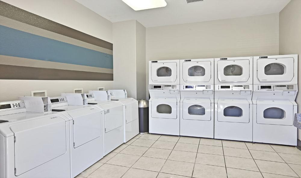 Washer/dryer at apartments in Englewood, Colorado