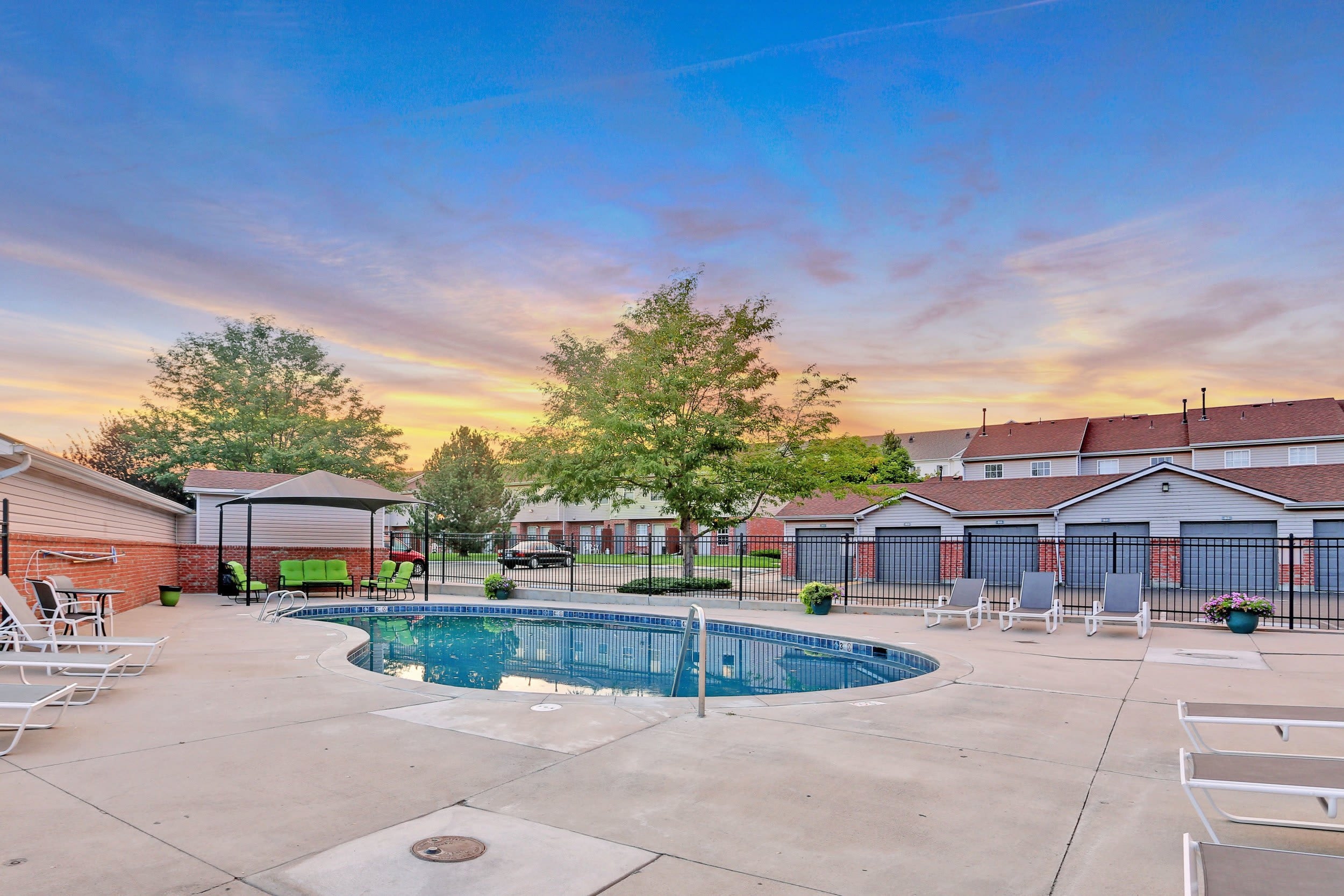 Your lifestyle at Country Ranch Apartments in Fort Collins CO