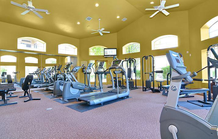 Clean Gym for Mission Rock Residential
