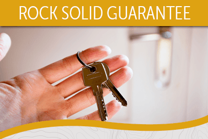 Rock Solid Guarantee from Quail Village Apartments in Longmont CO
