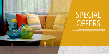 Special Offers from Courtside Apartments