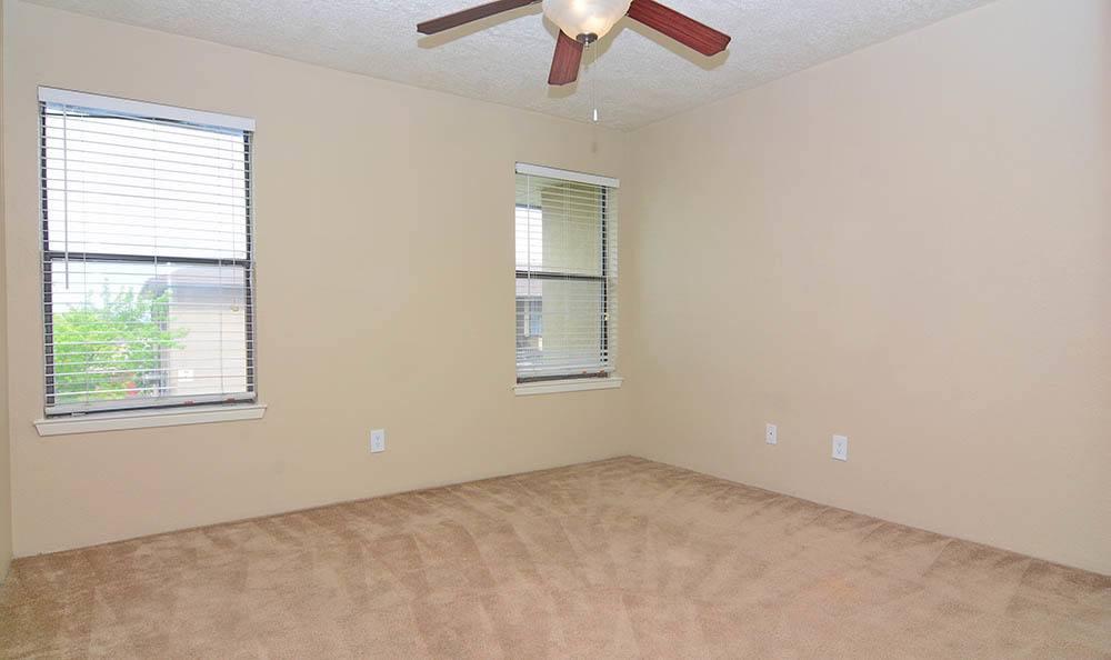 Apartment living room in Albuquerque