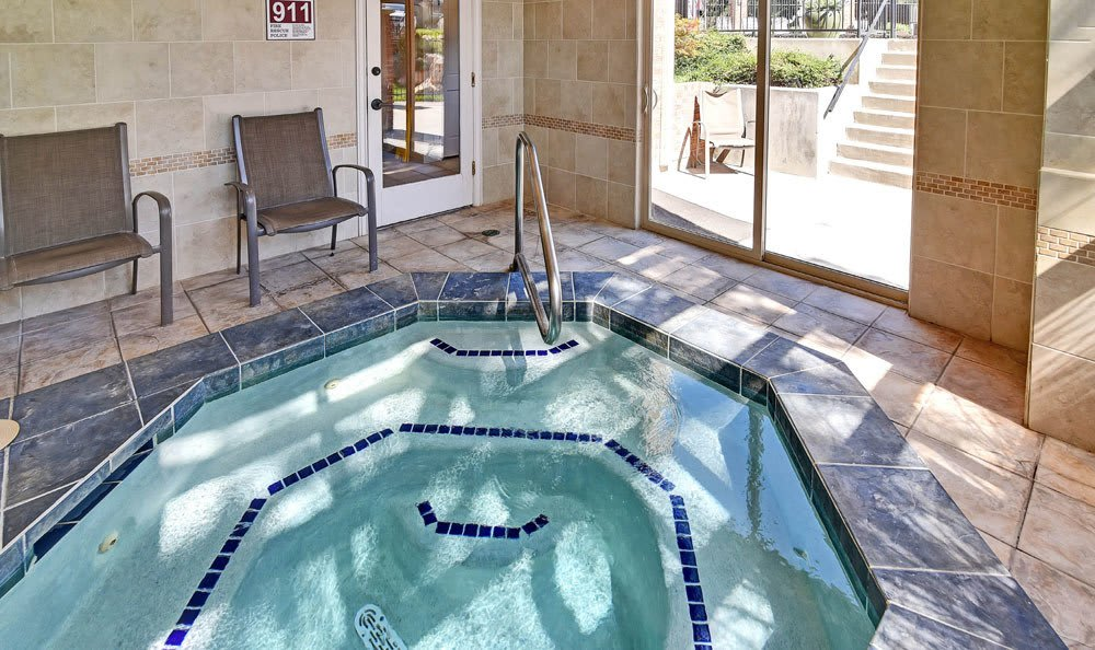 Our Riverdale apartments feature a hot tub in Riverdale, UT
