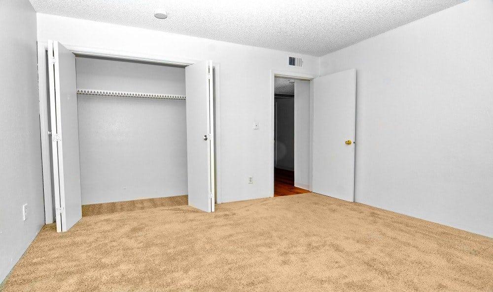 Bedroom at Indigo Park in Albuquerque, NM