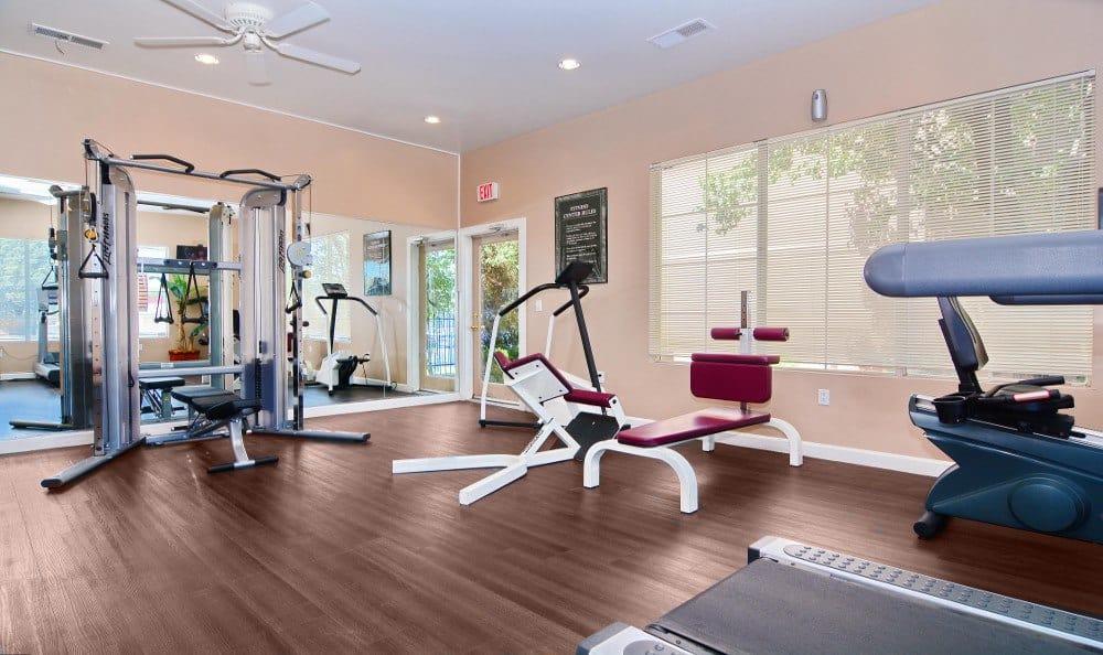 Fitness Center at Indigo Park in Albuquerque, NM