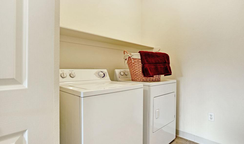 Platte View Landing in Brighton, Colorado offers apartments with a washer/dryer
