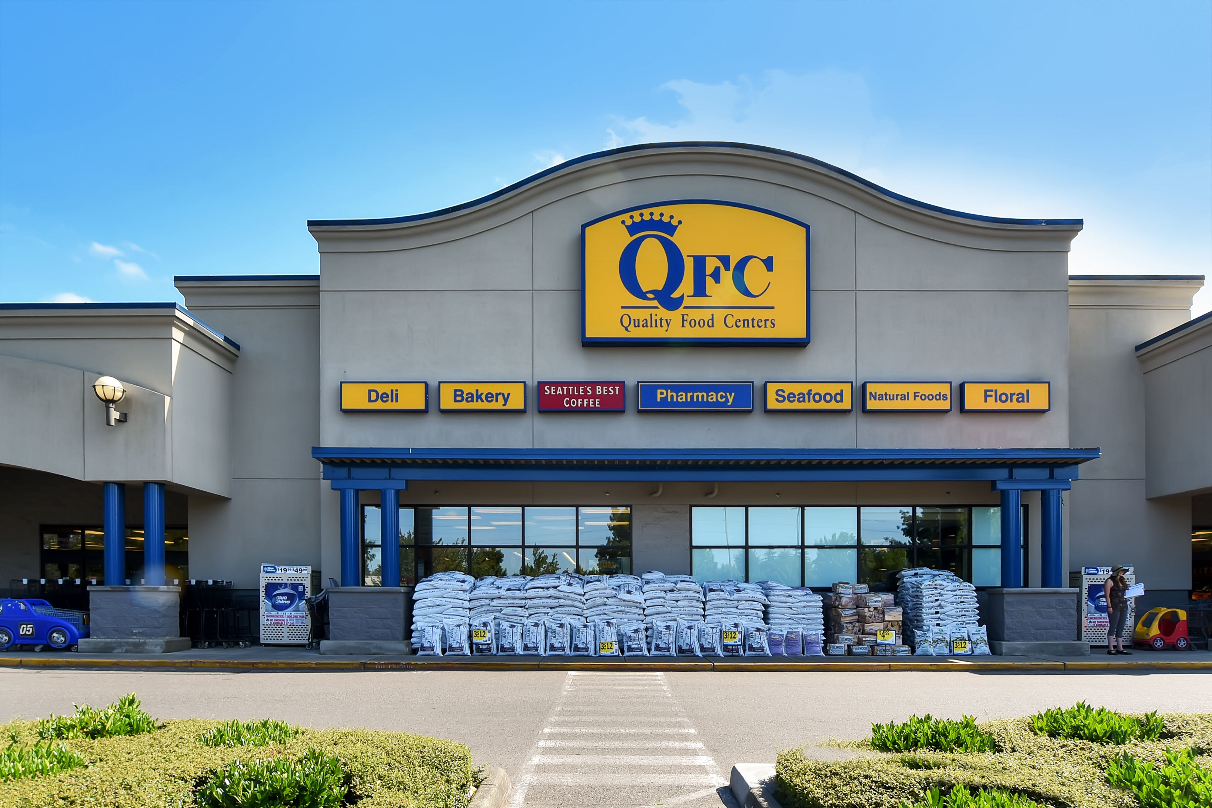 QFC At Polo Club Apartments In Olympia WA