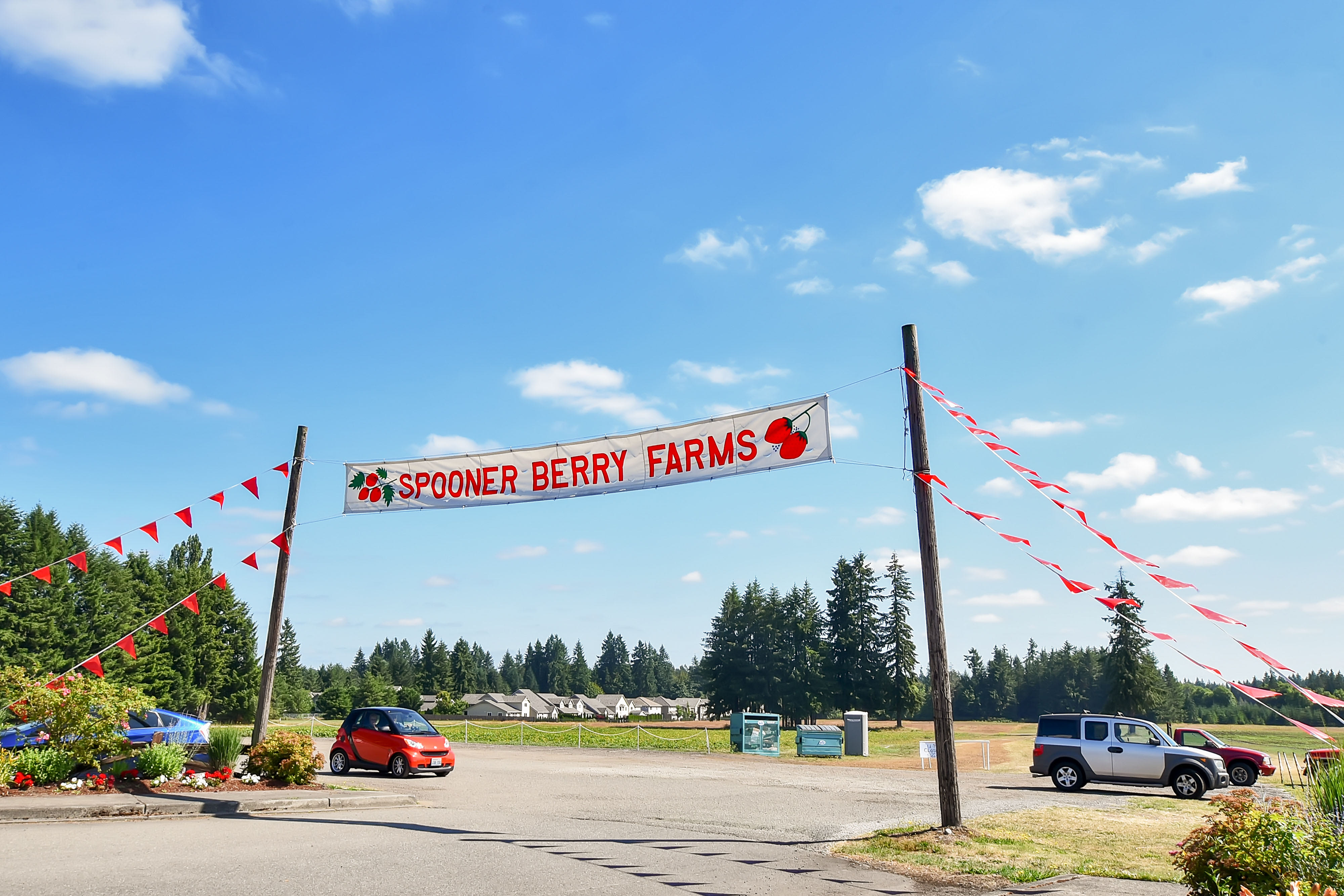 Spooner Berry Farm At Polo Club Apartments In Olympia WA
