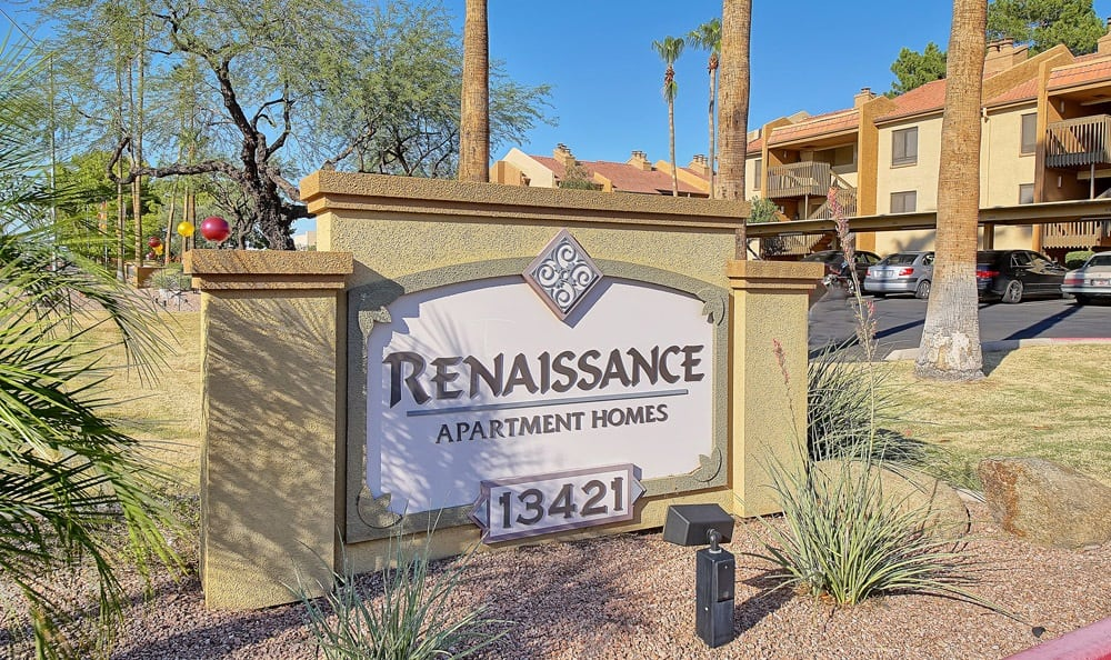 Welcome to Renaissance Apartment Homes In Phoenix AZ