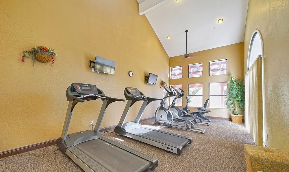 Treadmills At Renaissance Apartment Homes In Phoenix AZ