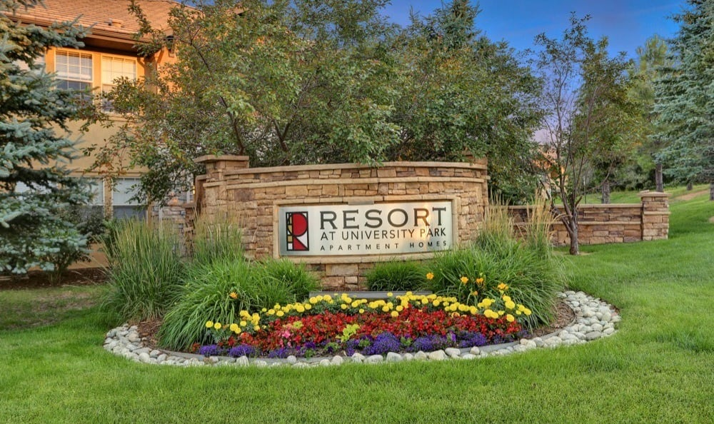 Welcome to Resort at University Park In Colorado Springs CO