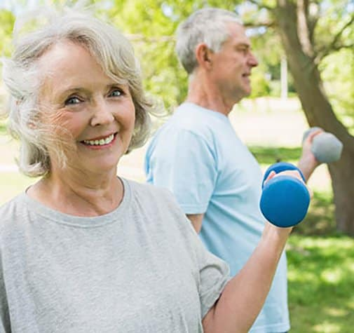 Activities for a Healthy Body at New Dawn Memory Care